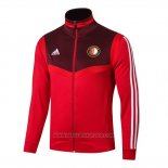 Giacca del Feyenoord 2019 2020 Rosso